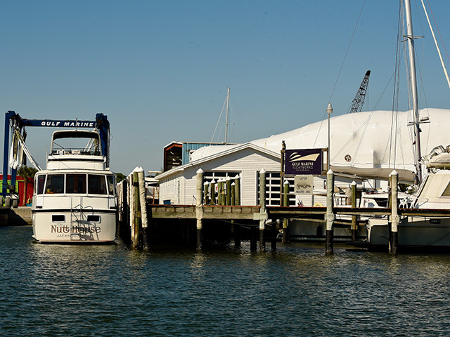Gulf Marine Yachtworks Fort Myers Beach Location | Boat Mechanic - Repair & Maintenance Services