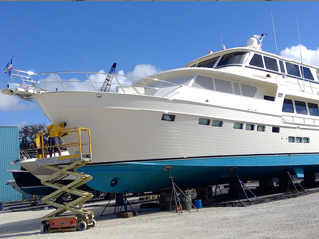 Gulf Marine Yachtworks Fort Myers Beach | Boat Mechanic - Repair & Maintenance Services