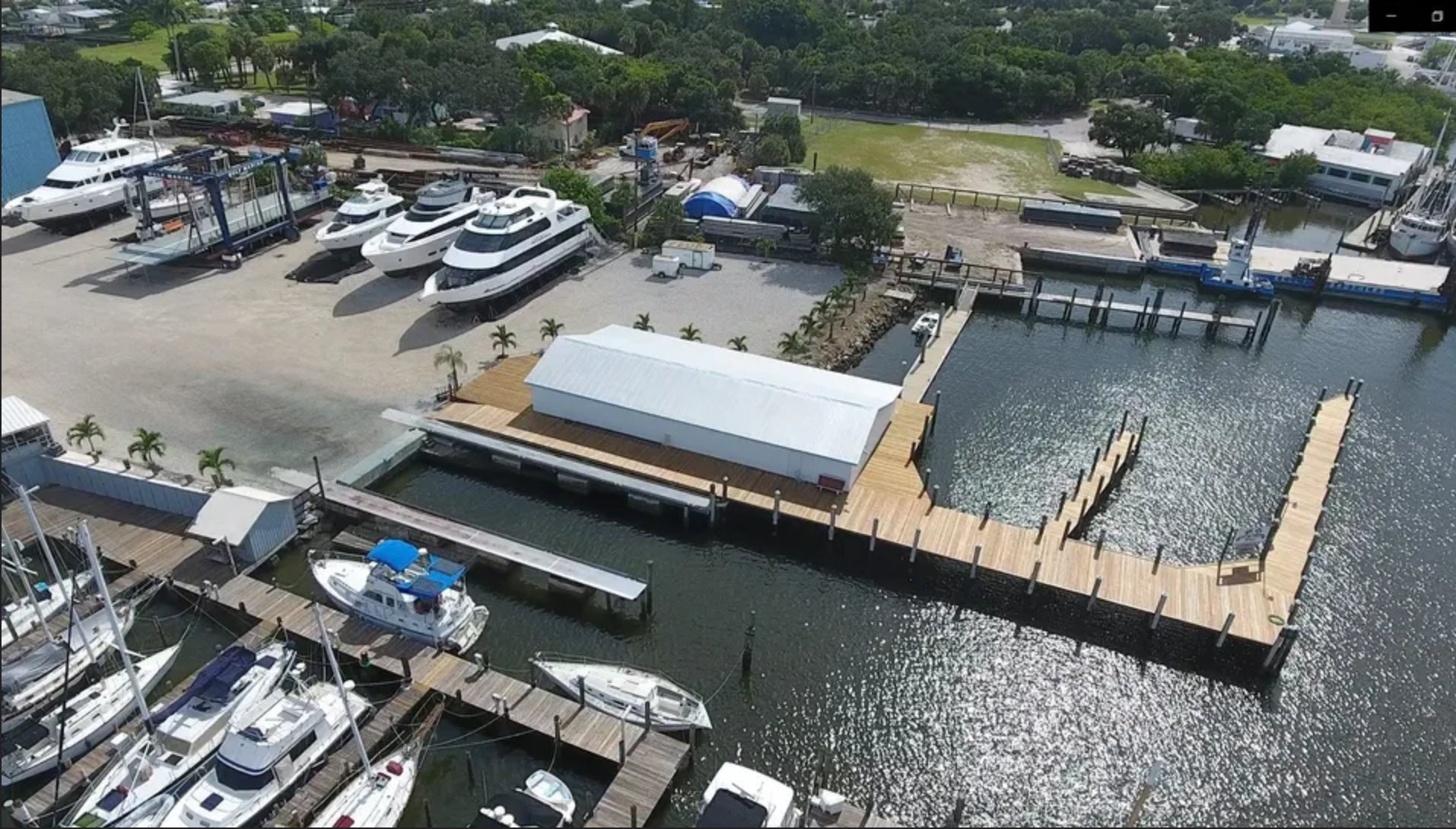 Gulf Marine Yachtworks Fort Myers Beach Intro | Boat Repair and Boat Maintenance